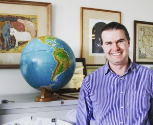 Photograph of Dr. Andrew Ballantine