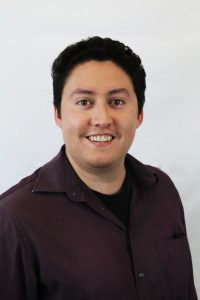 photograph of doctoral student Marc Reyes