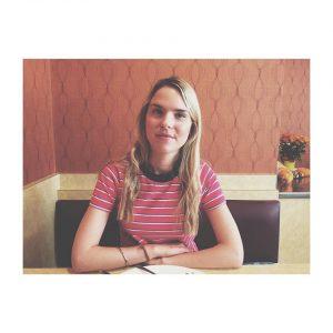 Photo of author Emma Bjorngard