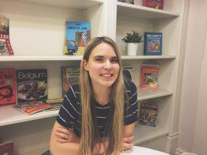 PhD candidate Emma Bjorngard