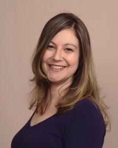 photo of author Cynthia DeRoma